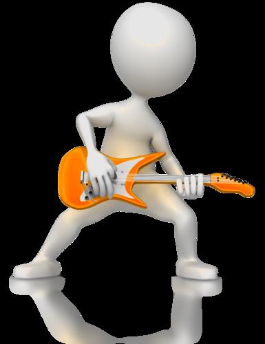 Guitarrista-Desarrollador