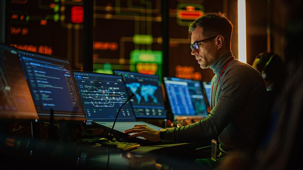 sistemas de monitoreo de red