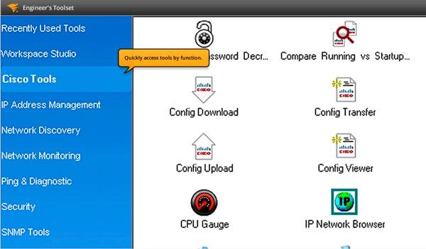 Acceso a herramientas Cisco