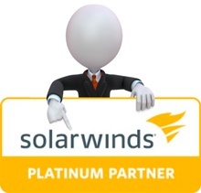 Logo SolarWInds Partner